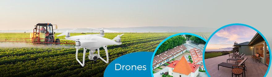 Hire Drone Operators